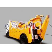 Wholesale Durable 155KW 80KN Wrecker Tow Truck , 6tons - 60tons Breakdown Recovery Truck from china suppliers