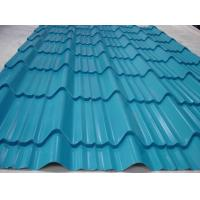 Wholesale Glavalme Corrugated Steel Roofing Sheets Metal Roofing Tile Waterproof Painted from china suppliers