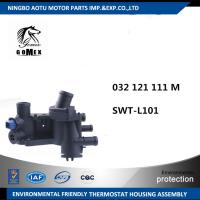 Wholesale Coolant Outlet Flange Thermostat Housing Assembly 032121111M for SKODA from china suppliers