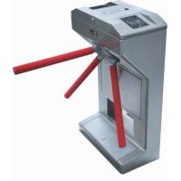 Wholesale Small Electronic Tripod Pedestrian Turnstiles For Door Access Control from china suppliers