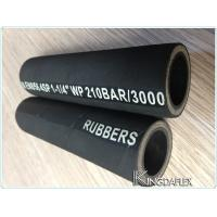 Wholesale High Pressure Wear Resistant Multilayer Hydraulic Hose R15 6000PSI from china suppliers