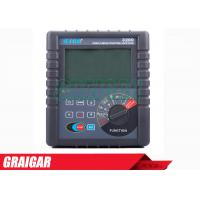 Wholesale ETCR3200 0.00 - 30.00kohm Double Clamp Grounding Resistance Tester / Ground Resistance Meter from china suppliers