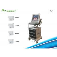 Wholesale High untrosound face lift wrinkle removal HIFU machine / hifu face lifting machine price from china suppliers