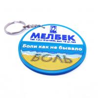 Wholesale Custom Soft PVC rubber  Keychains - Rubber Key Chains Supplier from china suppliers