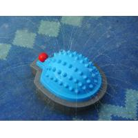 Wholesale Children Hedgehog Spray Cartoon Water Pool Toys Fiberglass Green / Blue from china suppliers