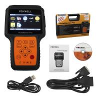 Wholesale Foxwell NT642 AutoMaster Pro European-Makes All System+ EPB+ Oil Service Scanner from china suppliers