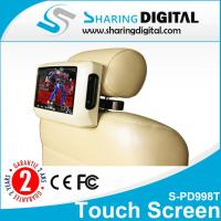 """Wholesale 9"""" HD 800 x 480 Pixes Touch Screen Portable DVD Car Headrest DVD Players    from china suppliers"""