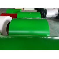 Wholesale Corrugated Galvanized Steel Sheet , Painting Galvanized Steel Roofing from china suppliers