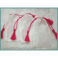 Wholesale organza drawstring gift bag organza jewelry bag organza cosmetic pouch from china suppliers