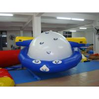China Commercial Inflatable Ufo Floating On Water For Water Amusement Activities on sale