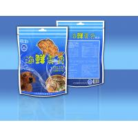 Wholesale PET / CPP Side - Seal Stand Up Zipper Sea Food Snack Bag Packaging from china suppliers