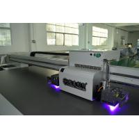 Quality New design and economical flatbed printer small 600*900mm print size for sale