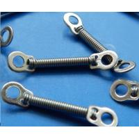 China Dental Closed Orthodontic Coil Spring High Resilience And Durability on sale