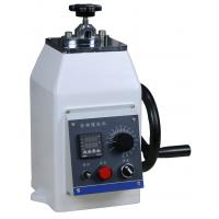 Quality 500W Metallographic Equipment / Hot Metallographic Sample Mounting Press for sale