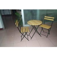 Wholesale Bistro Style Table and Chair Set from china suppliers