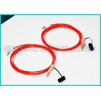 Wholesale 3.0Mm Fiber Optic OM2 Multimode Cable Assembly FDDI to FDDI Connector from china suppliers