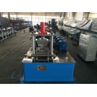 Wholesale High Speed Steel Stud Roll Forming Machine by Gear Box Cassette Type , Manual Decoiler from china suppliers