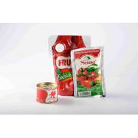 Buy cheap Good Quality Crop 2018 Fresh Canned Tomato Paste Recipe for Good Market from wholesalers