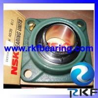 Wholesale Reliable performance steel cage, chrome steel pillow block Bearing UCF210-2 NSK from china suppliers
