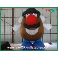 Wholesale Heavy Duty Inflatable Cartoon Characters Air Model For Outdoor Advertising from china suppliers
