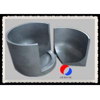 Wholesale Black Industrial Graphite Products Isostatic Graphite Crucible For Melting from china suppliers