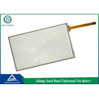 Quality LCD Display 4 Wire Touch Screen Panels 5.2 Inch With ITO Film And ITO Glass for sale