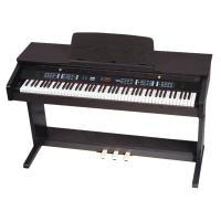 Wholesale Walnut Dark Brown Upright 88 key Digital Piano Electronic Piano DP8820 from china suppliers