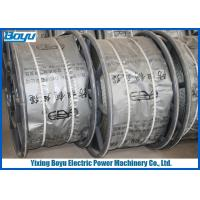 Wholesale Galvanized Braided Steel Wire Rope  from china suppliers