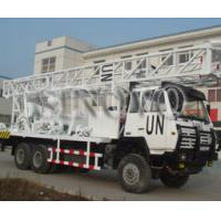 Wholesale SNR-1000C Waterwell Drilling Rig Drilling Capacity Aperture 500mm Depth 1000m from china suppliers
