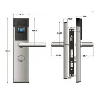 Quality Fingerprint Biometric Technology Anti-theft Lock Star without Remot Control for for sale