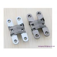 Wholesale New Die Casting Concealed American Hinge Soss Door Hinge Types Of Invisible Door Hinges from china suppliers