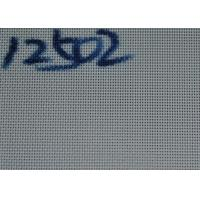 Wholesale 12502 / 30273 Polyester Dryer Screen Mesh Belt For Food Dryer , White Color from china suppliers