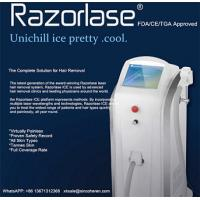 Wholesale Multifunction Permanent Laser Hair Removal Machines For Full Body / Facial from china suppliers