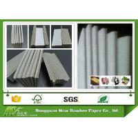 Quality Certificate Cover One Side Sponge Gray Paperboard Both Sides Sponge Grey Board for sale