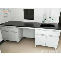 Wholesale Corrosion Resistant Modular Steel Wood Lab Well Bench Furniture from china suppliers