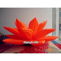 Wholesale Multicolor Inflatable Flower with Blower for Outdoor and Indoor Decoration from china suppliers