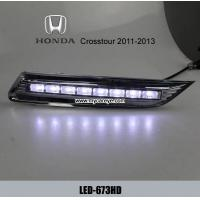 Wholesale HONDA Crosstour DRL Daytime driving Lights LED car light replacements from china suppliers