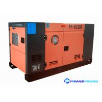 Wholesale Canopy 20kw UK Perkins Diesel Generator Rainproof Generating 25kva from china suppliers