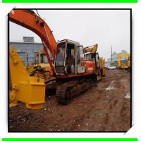 Wholesale second hand digger EX200-1 ex200lc-1   used excavator for sale 1.5m3  track excavator isuzu engine minit excavator from china suppliers