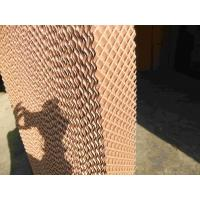 Wholesale wet curtain Evaporative Cooling Pad Poultry Cooling Pad from china suppliers