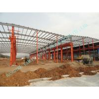 Wholesale Mining Warehouse Prefab Steel Buildings Pre Engineered Multispan ASTM Standards from china suppliers
