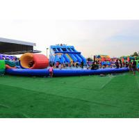 Wholesale Large Inflatable Water Park Equipment With 25m Diameter Swimming Pool from china suppliers