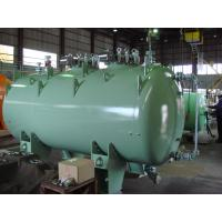 Wholesale 15000L F type Glass Lined Chemical Storage Tank , Steel Pressure Vessel Tank from china suppliers