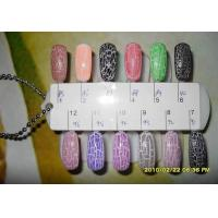 Wholesale 12colors available 15ml Original lastest Brand New Crack Nail art polish Cracked from china suppliers
