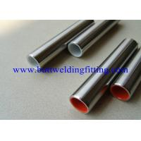 Wholesale Incoloy Alloy 825 Seamless Nickel Alloy Pipe BS 3074NA16 ASTM B 163 ASTM B 423 from china suppliers