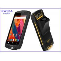 Wholesale 5 Inch Rugged Waterproof Smartphone gps barcode device with 2 sim cards from china suppliers
