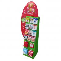 Buy cheap Creative Cardboard Display Stands , Advertising Show Retail Display Racks from wholesalers