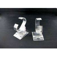 Wholesale Plastic Single Watch Holder Stand , Personalised Watch Stand For Store Events from china suppliers