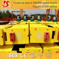 Wholesale 1t-20t Single girder overhead crane end carriage from china suppliers