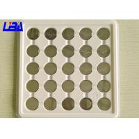 Buy cheap Durable 75mAh 3V  CR1620 Button Battery Rechargeable For Watch from wholesalers